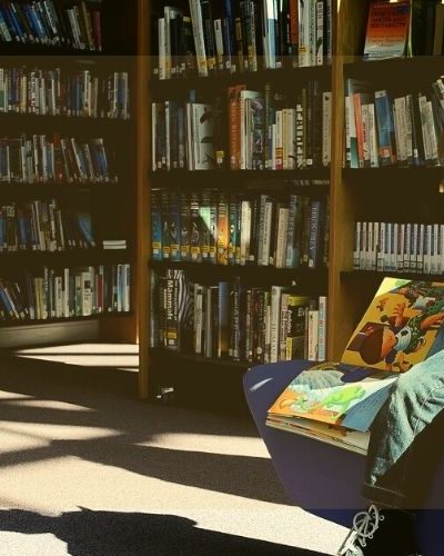 Should your kids have their own library card?