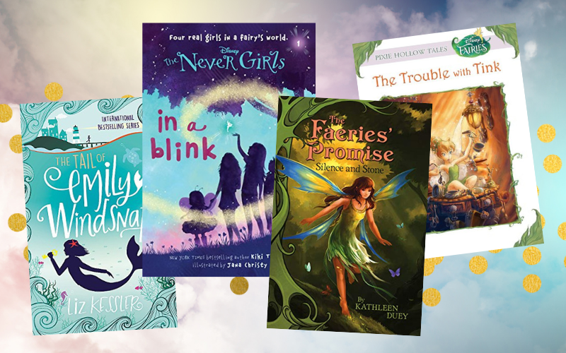 Chapter books for kids who love Rainbow Magic