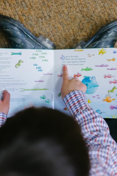 How busy families can read more
