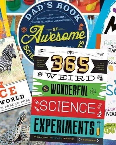 15+ Science Fair Books for Elementary School Students (Ages 8-12) | Reading List