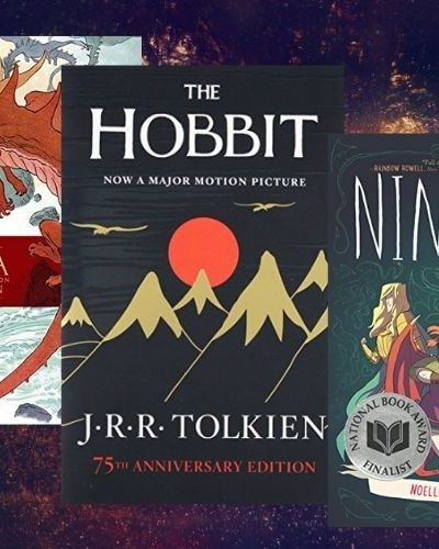 Books for teens & tweens who love Dungeons & Dragons | Reading List