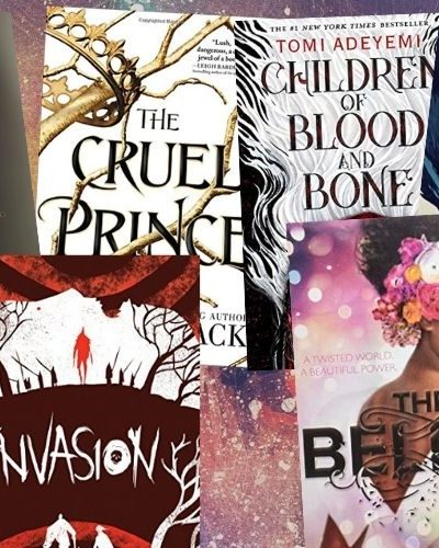 2019 Lodestar Award for Best Young Adult Book | Scifi & Fantasy Finalists